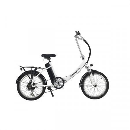 Sykler og sykkelstativ